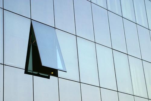 Glass Curtain Wall Installation Service