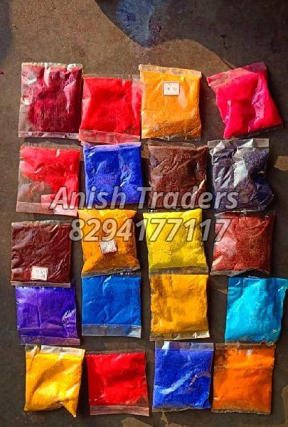 Velvet Color Powder