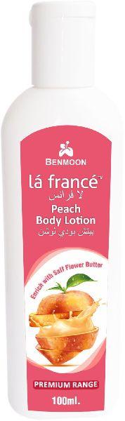 Peach Body Lotion