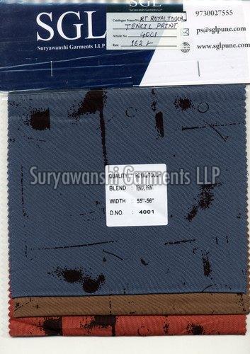 Cotton Tencel Fabric