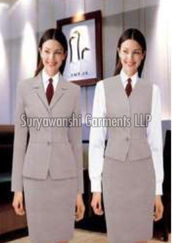 Front Office Staff Uniform