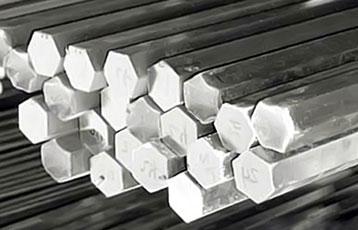 Aluminium Alloy Hexagonal Bars