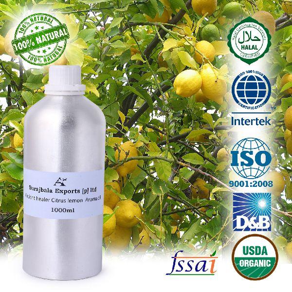 Citrus Lemon Aroma Oil