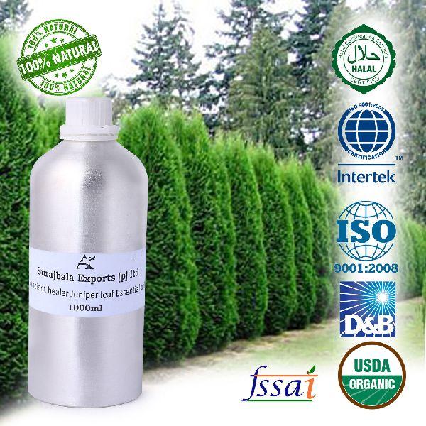 Juniper Leaf Essential Oil