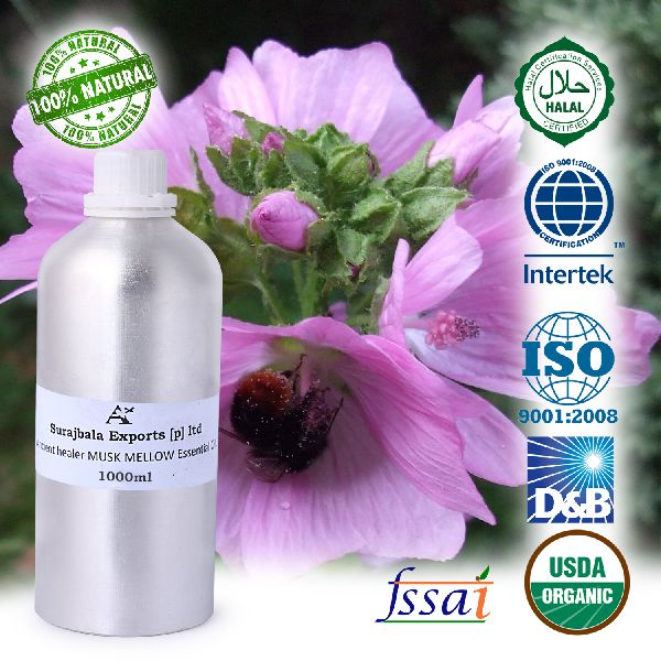 Musk Mallow Essential Oil