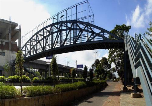 Foot Over Bridge Construction Service