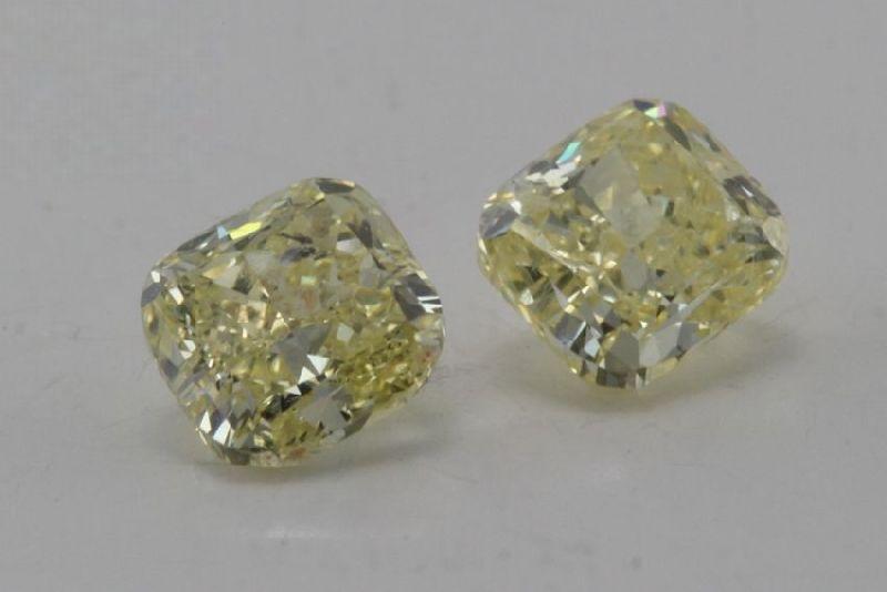 Cushion Loose Diamonds