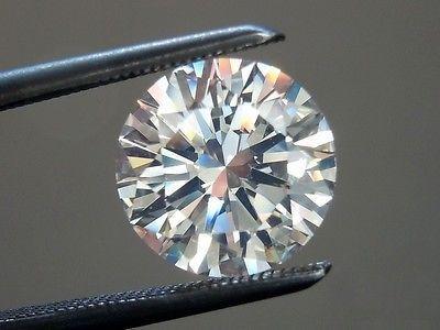 Moissanite Loose Diamonds