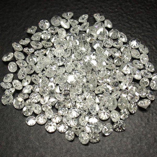 Round Loose Diamonds