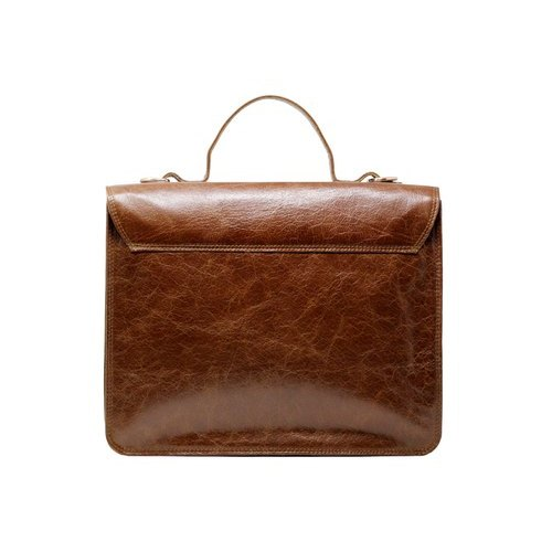 Leather Laptop Handbag
