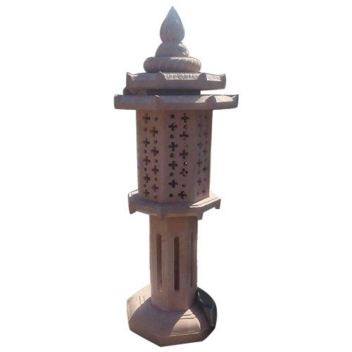 Sandstone Light Stand