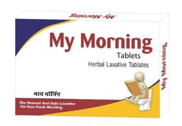 My Morning Laxative Tablets