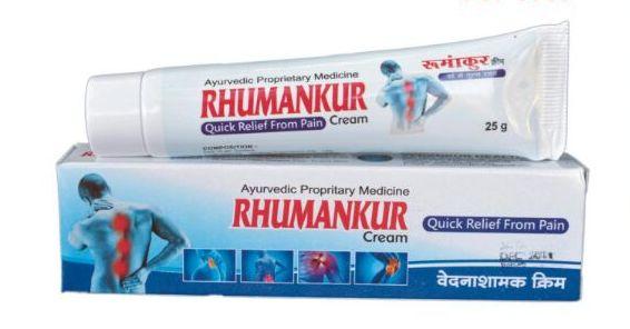 Rhumankur Joint Pain Relief Cream