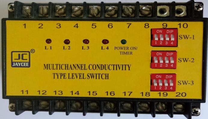 Conductivity Level Sensor