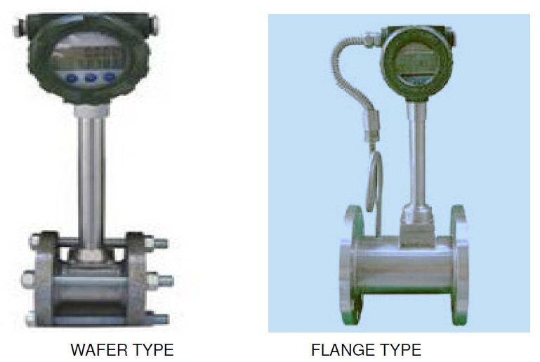 JCLUGB Series Vortex Flow Meter
