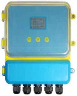 Split Type Ultrasonic Open Channel Flow Meter