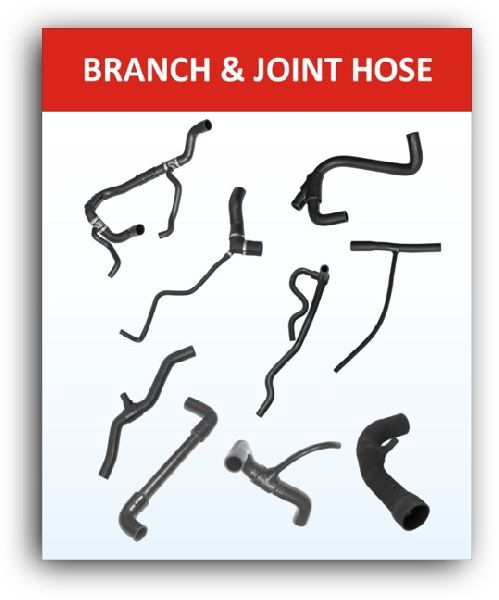 Rubber Reinforced Branch Hose