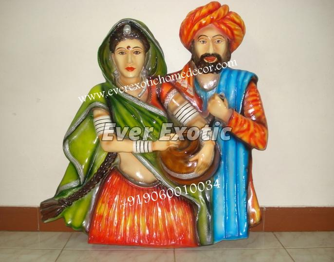 Rajasthani Mural 03