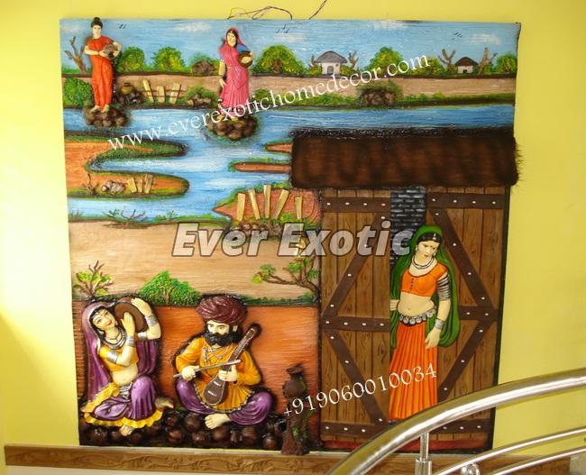 Rajasthani Mural 04