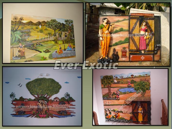 Rajasthani Mural 12