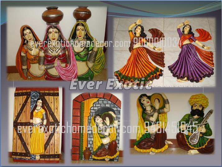 Rajasthani Mural 13