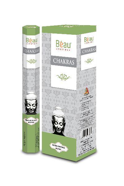 Chakras Masala Incense