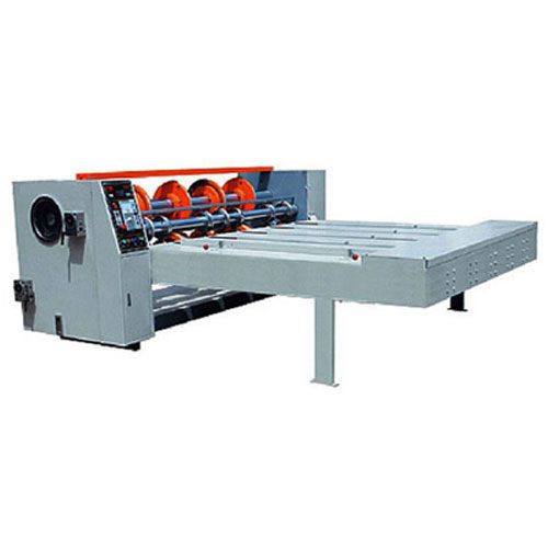 Combined Creaser Slotter Machine