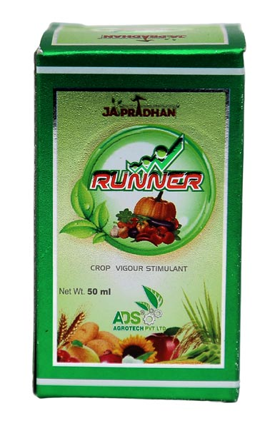 50ml Runner Crop Vigour Stimulant