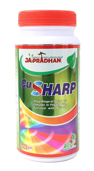 Cu Sharp / Fe Sharp / Zn Sharp