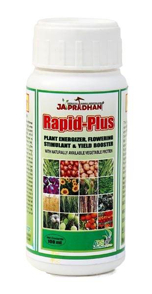 Rapid Plus 100ml Plant Yield Booster