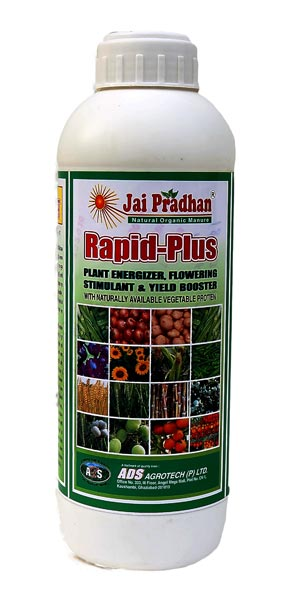 Rapid Plus 1ltr Plant Yield Booster