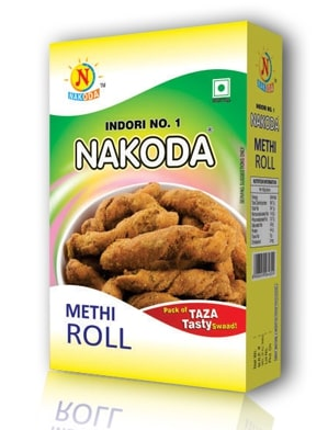Methi Roll