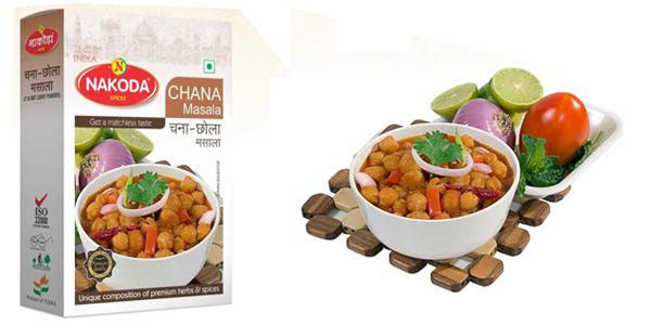 Chana Chhola Masala