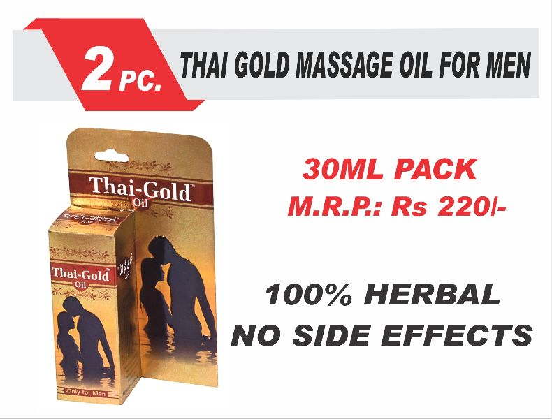 Thai Gold Herbal Oil