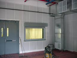 Industrial Acoustic Treatment