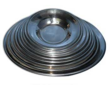 SSP03 Stainless Steel Plates