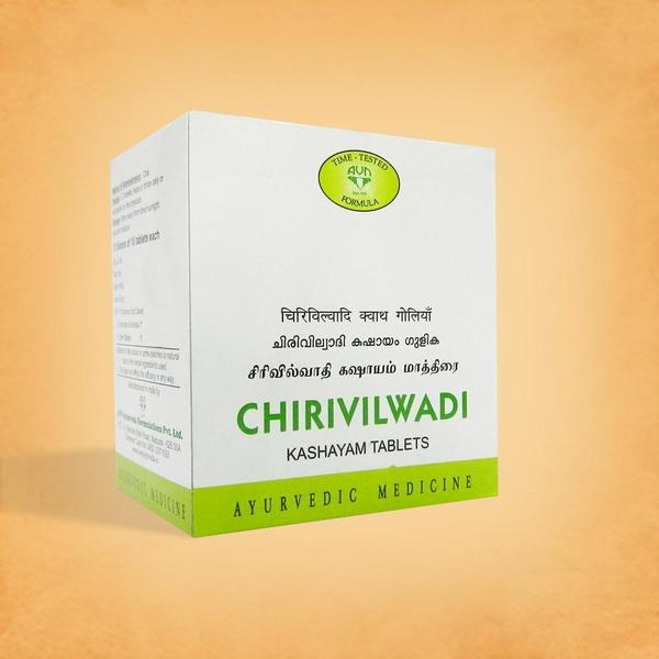 Chirivilwadi Kashayam Tablets