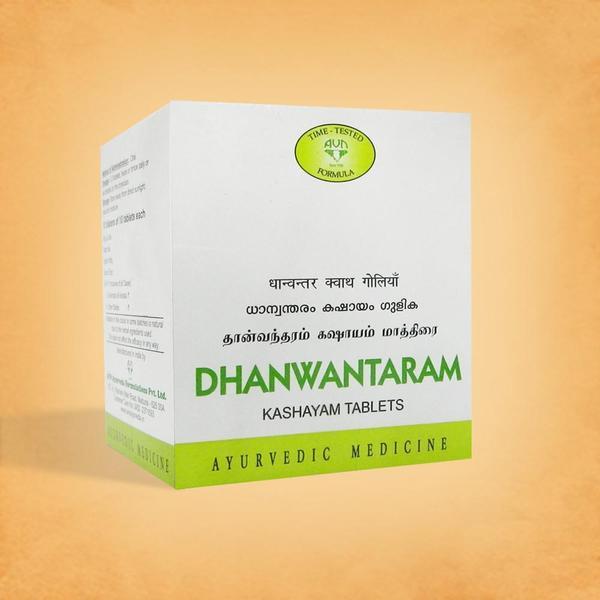 Dhanwantharam Kashayam Tablets