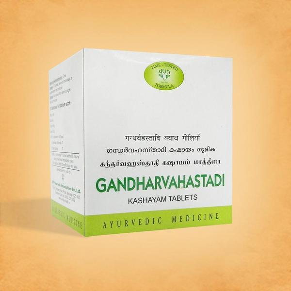 Gandharvahastadi Kashayam Tablets