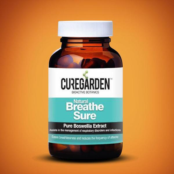 Natural Breathe Sure Capsules