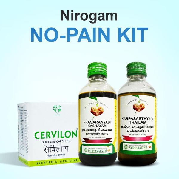 No-Pain Kit
