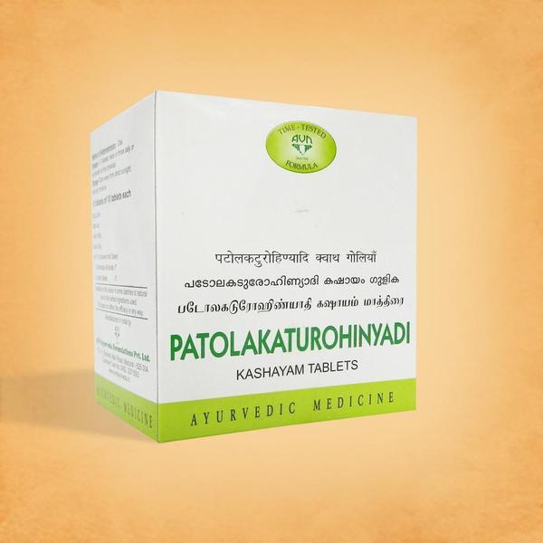 Patolakaturohinyadi Kashayam Tablets