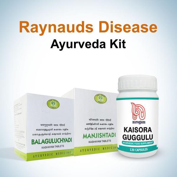 Raynauds Disease Ayurveda Kit