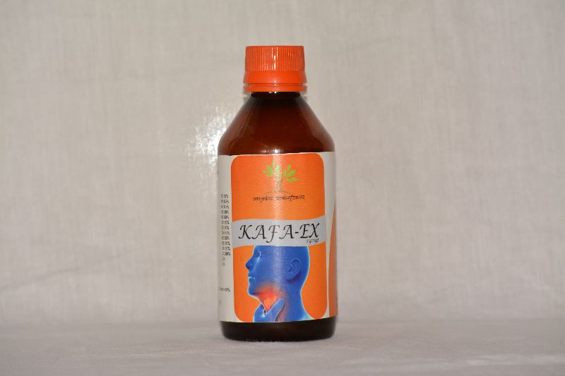 Kafa-Ex Cough Syrup