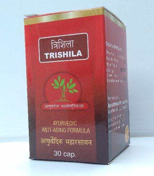 Trishila Anti Aging Capsule
