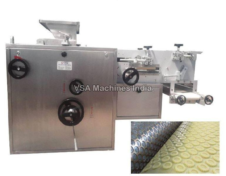 Biscuit making Soft Dough Forming Machine 01