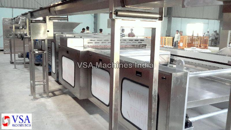 Biscuit Plant Hard Dough Machinery 03