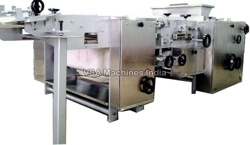Semi Automatic Biscuit Making Plants 03