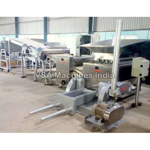 Soft Dough Feeding Equipment 02