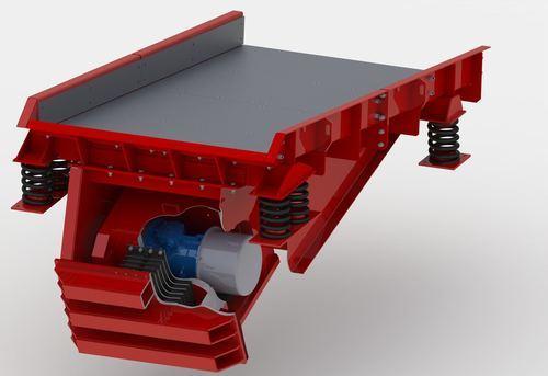 Electro Mechanical Vibrating Feeder